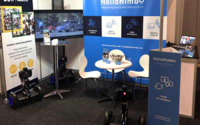 Nimbo attends the Security Exhibition and Conference