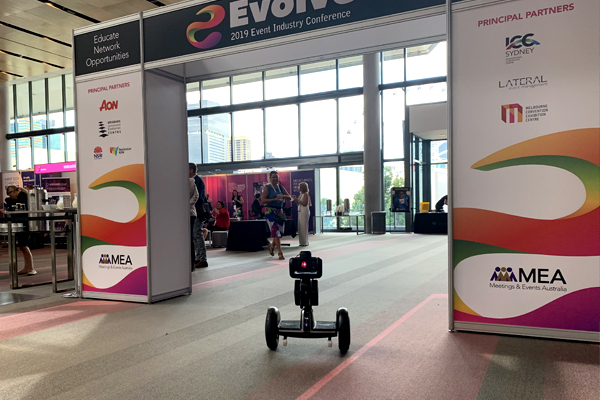 Evolve 2019 hosts Nimbo as part of Tech Talks